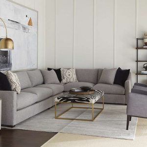 Rowe Upholstered Bradford Sectional Sofa