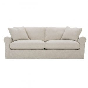 Rowe Aberdeen 2 Cushion Slipcover Sofa