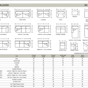 Biltwell Allegra Sofa Options