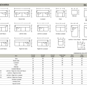 Biltwell Novarra Sofa Options