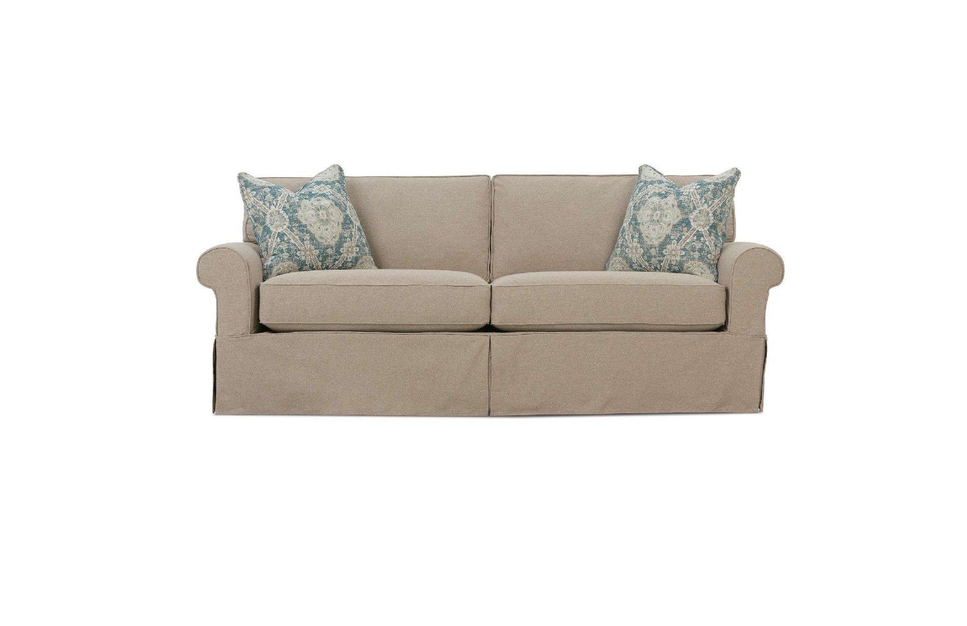 Rowe Nantucket Two Cushion Sofa
