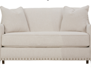 Rowe Upholstered Rockford Setee