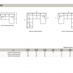 Biltwell Dino Sectional Options