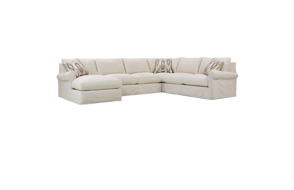 Rowe Aberdeen Slipcover Sectional