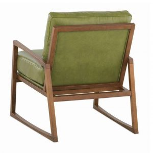 Rowe Beckett Leather Chair