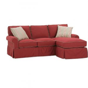 Rowe Hermitage Chaise Sofa