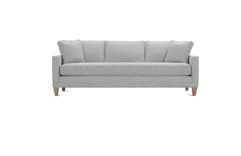 Rowe Townsend Bench Cushion Sofa