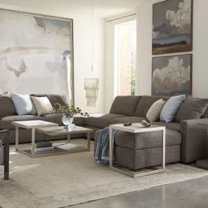 Rowe Upholstered Asher Sectional Sofa
