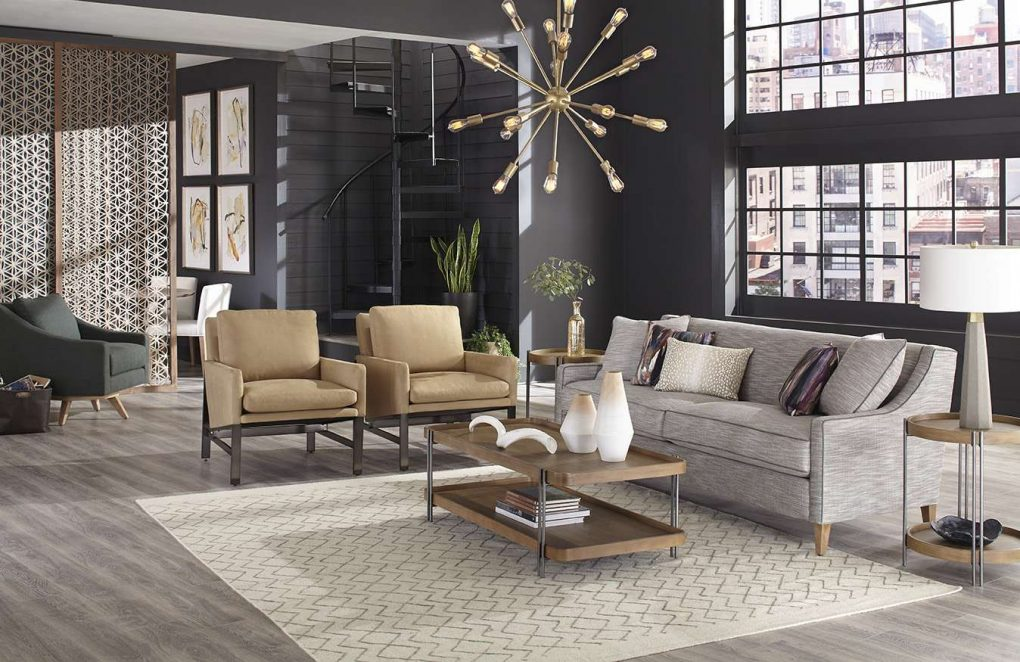 Rowe Upholstered Tala Sofa