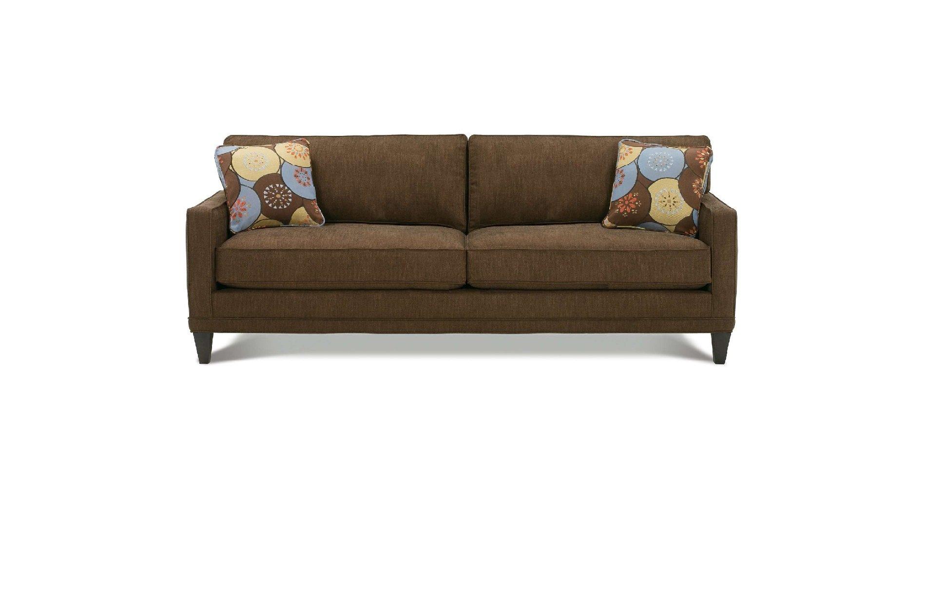 Rowe Townsend Two Cushion Sleeper Sofa