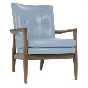 Rowe Harris Leather Chair