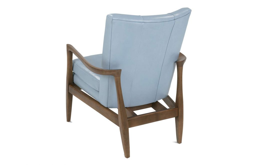 Rowe Harris Leather Chair
