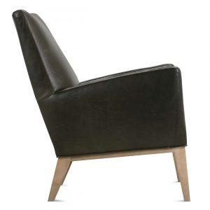 Rowe McLane Leather Chair