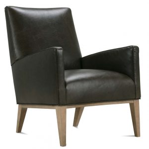Rowe McLane Leather Chair