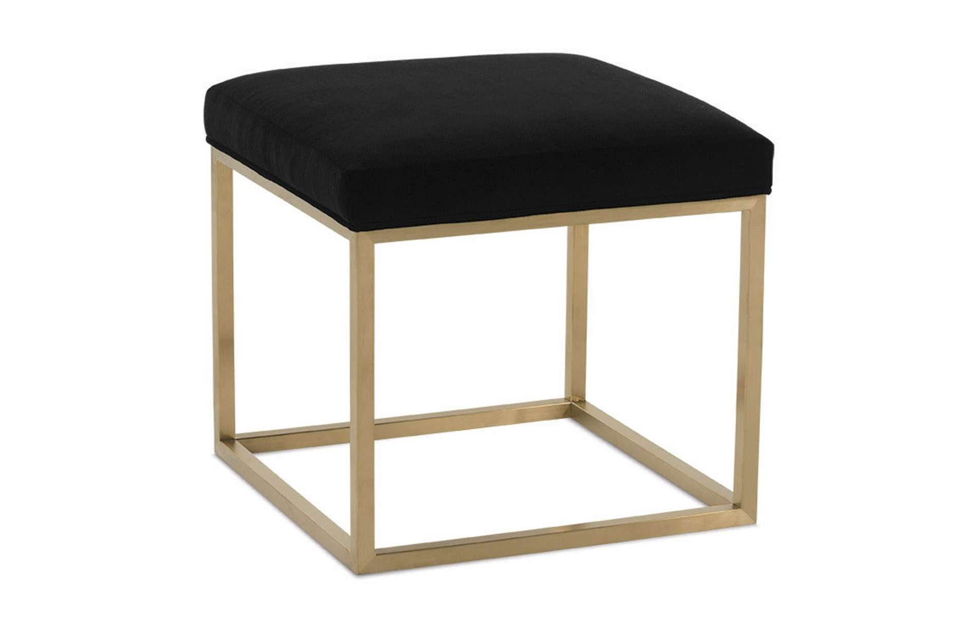 Rowe Percy Ottoman gold