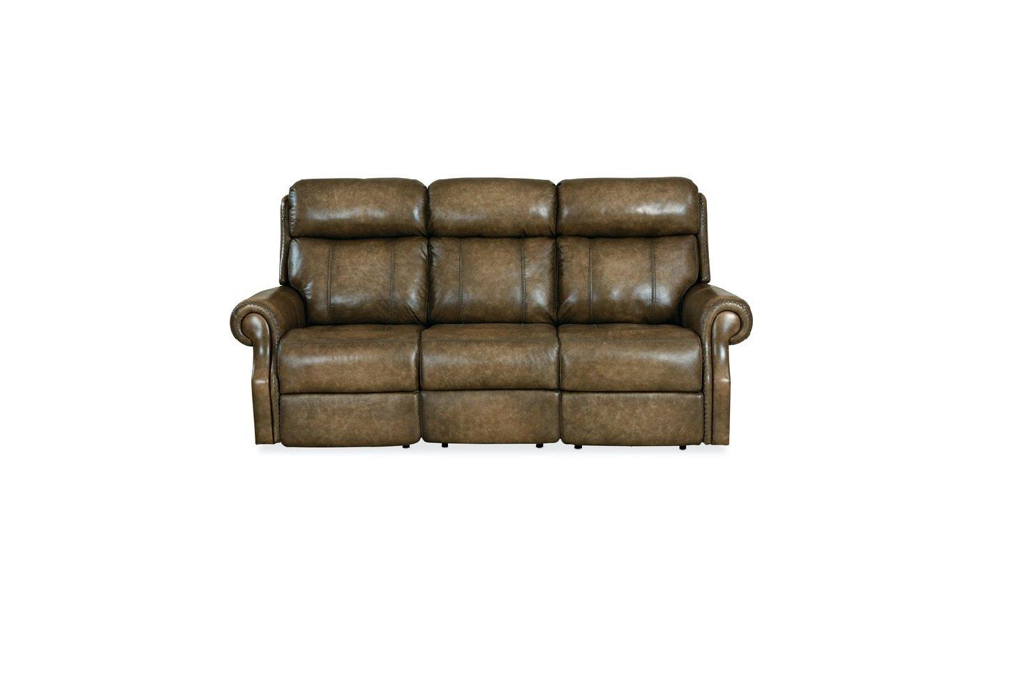 Hooker Brooks Power Sofa