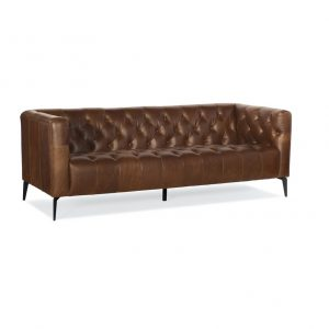 Hooker Furniture Living Room Nicolla Stationary Sofa