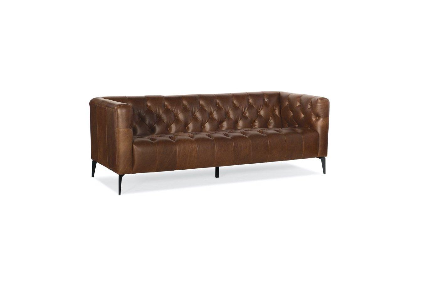 Hooker Furniture Living Room Nicolla Stationary Sofa