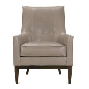Rowe Thatcher Leather Chair