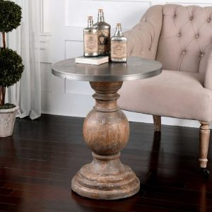 Uttermost Blythe Side Table