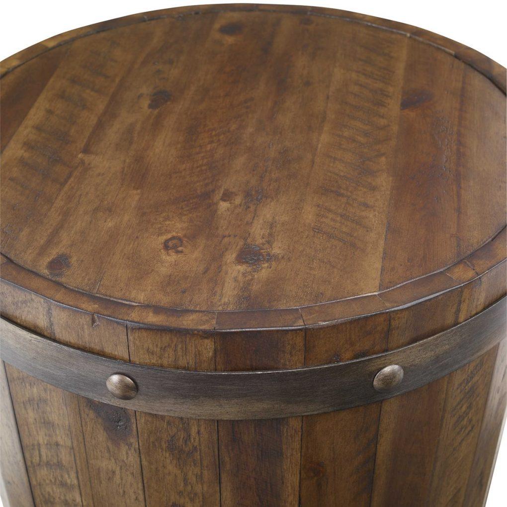 Uttermost Ceylon Side Table