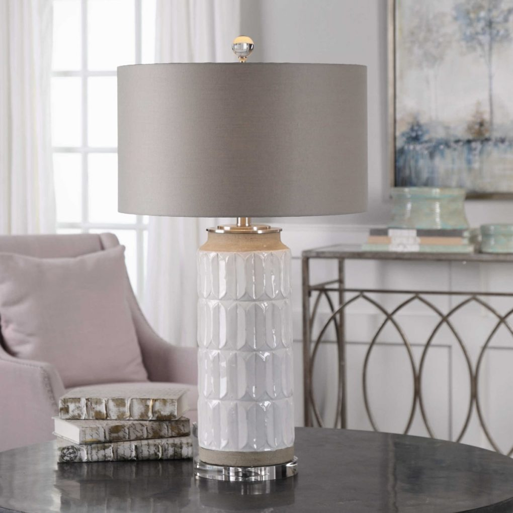Athilda Table Lamp Uttermost