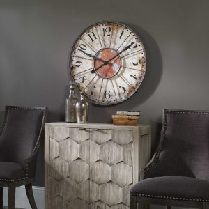 Uttermost Ellsworth Wall Clock