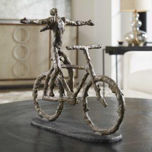 Uttermost Freedom Rider Figurine