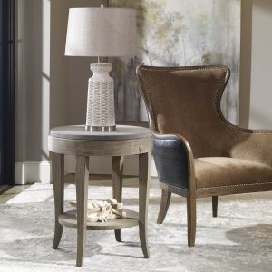 Uttermost DEKA SIDE TABLE