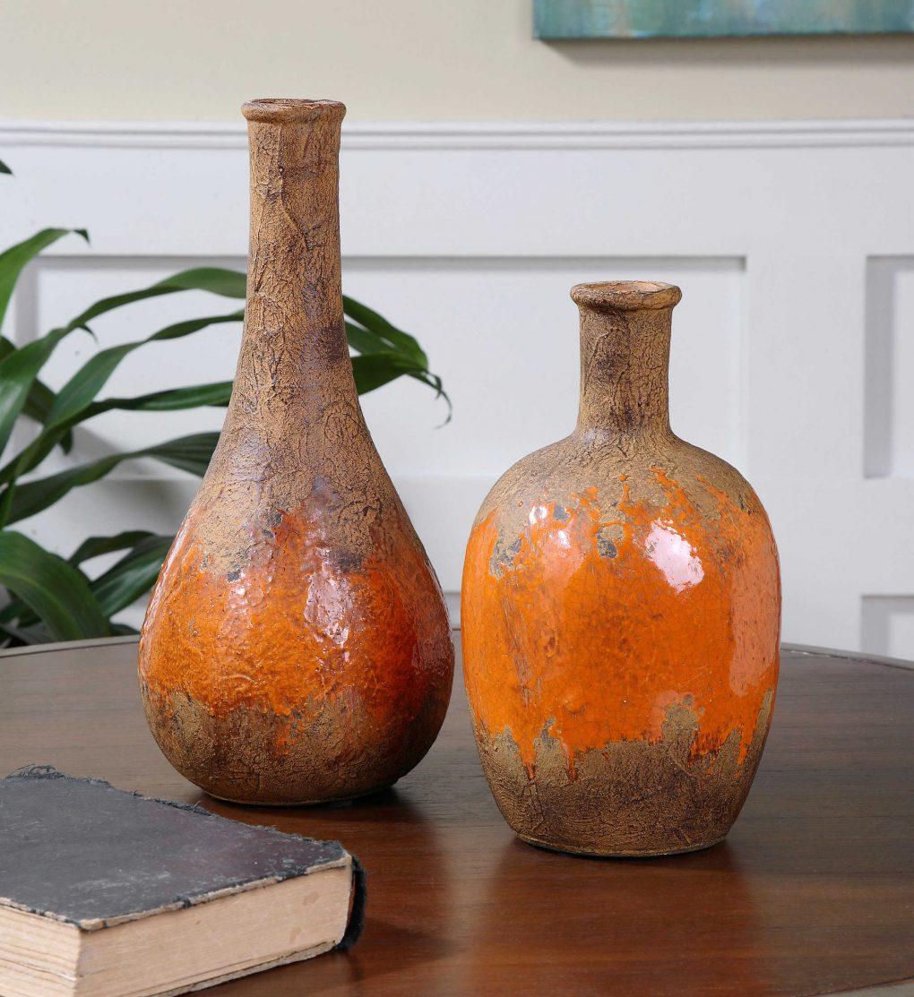 Uttermost Kadam Vases