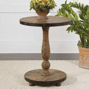 Uttermost Kumberlin Lamp Table